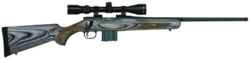 "Mossberg MVP Predator 5.56 20"" Sporter Fluted Threaded Barrel, Laminate Sporter Stock 3-9x40mm Riflescope 10rd Mag"