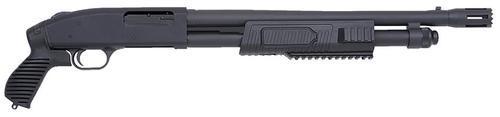 """Mossberg 500 FLEX Tactical 12g Pump Shotgun, 18.5"""""""