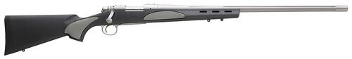 """Remington 700, Bolt Action, .308 Winchester, 26"""" Stainless Fluted Barrel, Black Stock"""