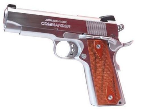 American Classic Commander Model, 45 ACP, Hard Chrome