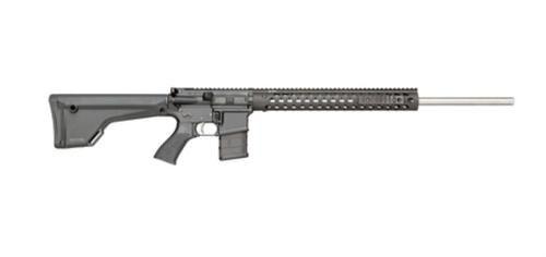 "Colt AR-15 SP901 Hunting SA 223 Rem/5.56 NATO 24"" Barrel, Synthetic A2 Stock Black/SS, 9rd"