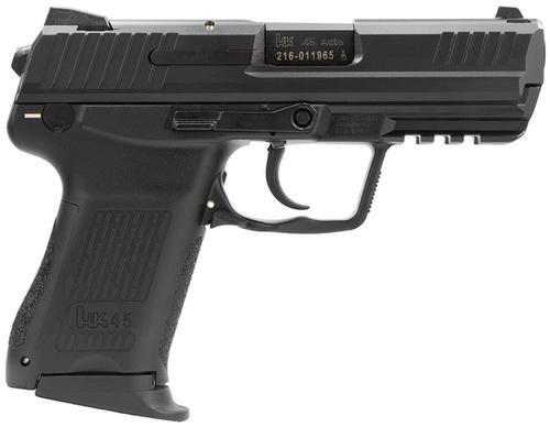 HK HK45 Compact (V7) LEM DAO, two 8rd magazines