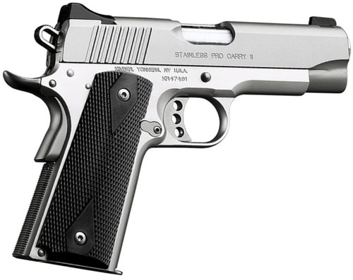 Kimber Stainless Pro Carry II .45ACP California Legal