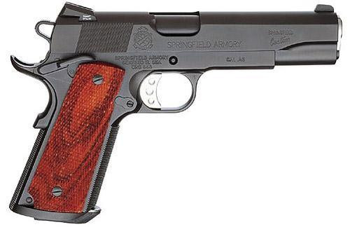 Springfield 1911 45 ACP TRP Pro Loaded, FBI Model
