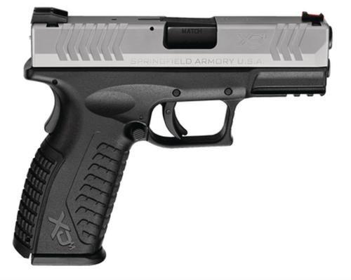 """Springfield XDM 9mm, 3.8"""", Bi-Tone, 19rd"""