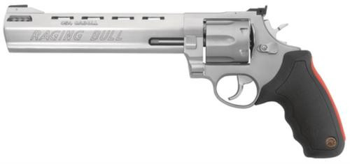 "Taurus Mod 454 Raging Bull 454 Casull 8.37"" Barrel 5rd Adjustable Sight Synthetic Grip SS"