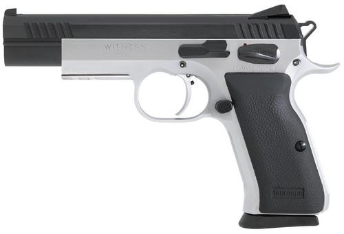 "EAA Witness Elite Match, 45 ACP, 4.8"" Barrel Two Tone, 10rd Mag"