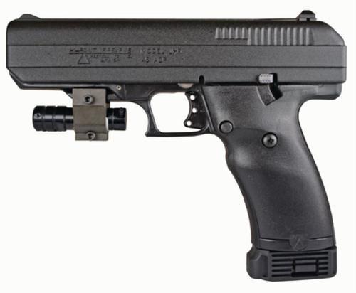Hi-Point 45 ACP Pistol, Laser, 9RD