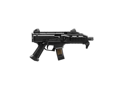 "CZ Scorpion EVO 3 S1 Pistol, 9mm, 7.75"" Barrel, 10 Round Magazine for Restricted States"