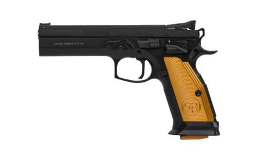 "CZ 75 Tactical Sport Orange, .40 S&W,, , 5.4"",  10 rd"