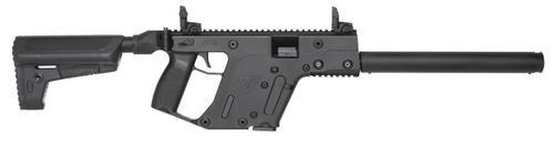 "Kriss Vector CRB Gen2 9mm, 16"", Black, 17rd"