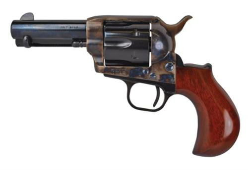 "Cimarron Arms Thunderer .357 Mag/38 Spec 3.5"" Barrel Standard Blue Finish Walnut Grip"