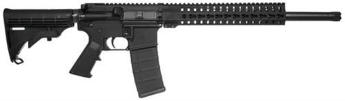 "CMMG MK4 HT AR-15 Salt Bath Nitride 5.56 16"" Heavy Weight Taper Threaded Barrel 1/2-28 TPI RKM11 KeyMod Hand Guard, 30rd Mag"