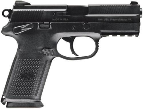 FN FNX-40, DA/SA, BK/BK, 14RD