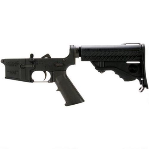 DPMS AR-15 .223/5.56 Assembled Lower, Pardus Stock