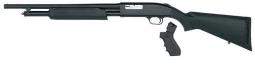 "Mossberg 500L Persuader Tactical Left Hand 20 Ga18.5"" Barrel Pistol Grip Kit"