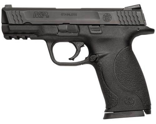 Smith & Wesson M&P45, Black, 10 Rnd Mags