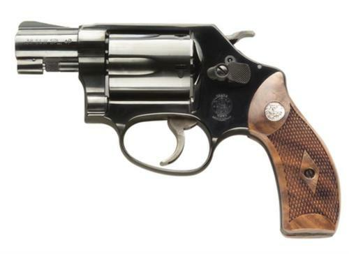 "Smith & Wesson Model 36 Classic Chiefs Special, 38+P 1.9"" Barrel 5rd"