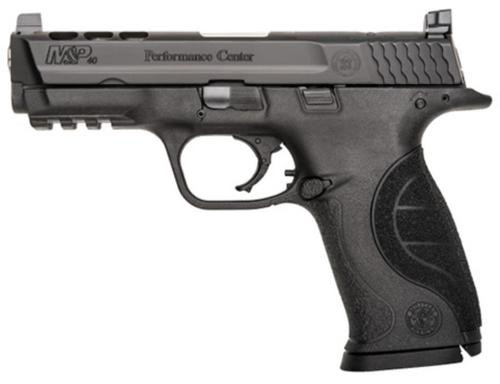 "Smith & Wesson M&P 40 Performance Center 40 SW 4.25"" Ported Barrel 15 Rnd Mag"