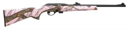 "Remington 597 Camo 22LR 20"" Barrel, Synthetic Mossy, 10rd"