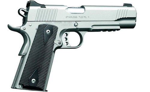 Kimber Stainless TLE/RL II, 45ACP, Night Sights, CA Approved