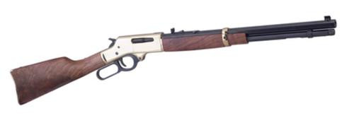 Henry .30/30 Brass Rifle with Octagon Barrel