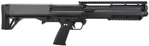 "Kel-Tec KSG 12 Ga, 18"" Barrel, Twin Tube Pump, Black 12rd"