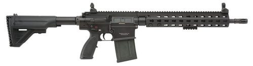 "HK MR762, 7.62mm Semi-Auto Rifle 16.5"" Barrel 20rd mag"