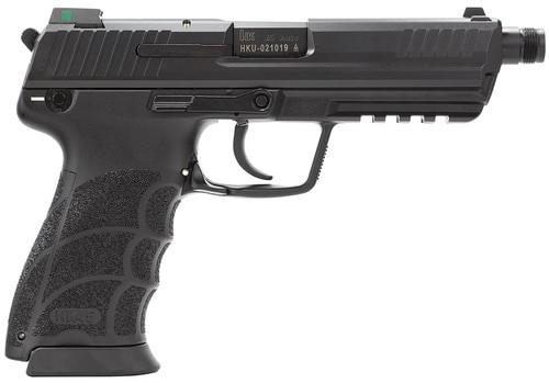 HK HK45 Tactical (V1) DA/SA, safety/decocking lever on left, three 10rd magazines
