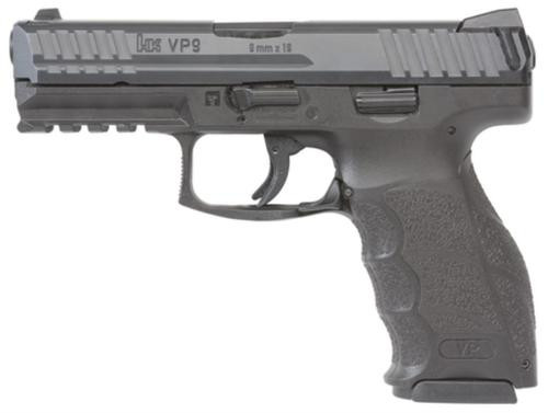 HK VP9, 9mm, two 10rd magazines