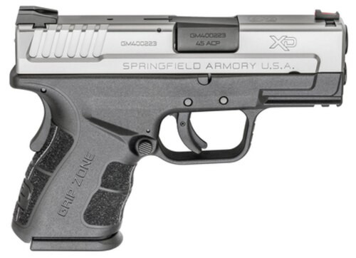 "Springfield XD Mod.2 Sub-Compact 45 ACP 3"" Barrel Bi-Tone 10 Rd Mag"