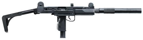 "Walther Arms UZI Tactical Rifle Semi-Auto 22LR 16"" 10+1 Folding Stk"