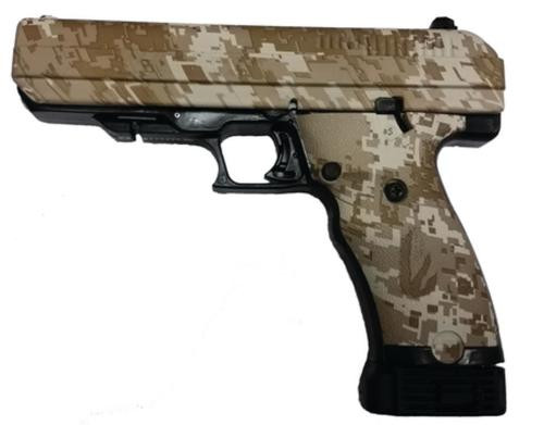 "Hi-Point .40 Smith & Wesson Polymer Frame 4.5"" Barrel Desert Digital Tan Camo Finish 10rd"