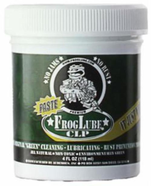 FrogLube CLP Paste Jar Cleaner/Lubricant 4 oz