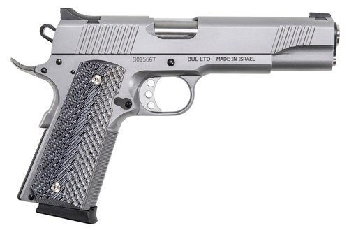 "Magnum Research Desert Eagle 1911 G Full-Size 45 ACP 5"" Barrel Stainless Steel Finish Fixed Sights 8rd"