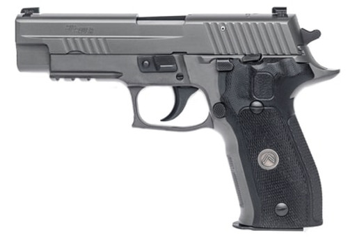 Sig P226 Legion 9mm 4.4 Barrel PVD Finish 15 Round Mag