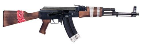 "German Sport AK-47 Rebel Rifle Special Edition .22LR 16"" Barrel Wood Stock 10rd"