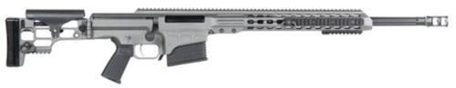 """Barrett MRAD Multi Role Adaptive Design .338 Lapua 26"""" Fluted Barrel with Tungsten Gray Cerakoted Receiver10rd"""
