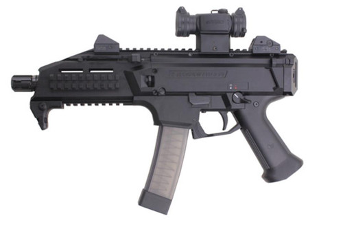 CZ Scorpion EVO 3 S1 9MM Package W/Vortex Sparc II Red Dot, 2 20 Round Mags and 2 30 Mags
