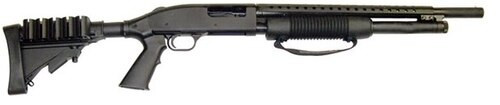 """Mossberg 500 Tactical Persuader 12g 18.5"""", CAR Stock, ,  5 rd"""