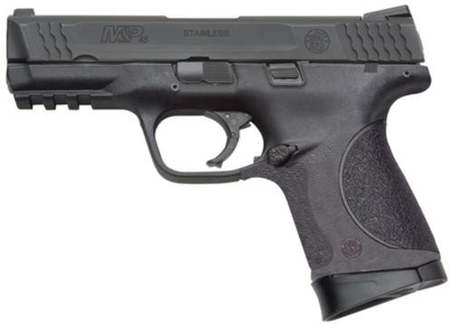 "Smith & Wesson M&P45 4"" Barrel Ambi Safety 8Rd Mag"