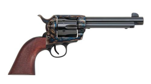 Traditions Frontier 1873 Single Action Revolver .357 Magnum 5.5 Inch Barrel Case Hardened Finish Walnut Grip