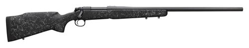"""Remington, 700, Long Range, Bolt Action Rifle, 300 Winchester Magnum, 26"""" Fluted Barrel, Matte Blue Finish, Black Bell & Carlson M40 Stock with Gray Webbing, 3 Rounds, Right Hand"""