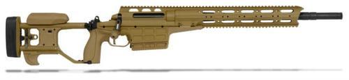 "Sako Defense TRG M10 308 Win 20"" Barrel, Coyote Brown / Black Short Fore-End, 8 Rnd"