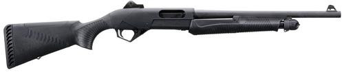 "Benelli Super Nova Tactical Pump 12 Ga, 18.5"" Barrel, Black GRS"