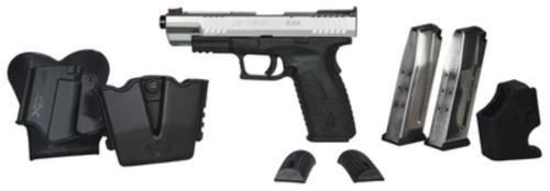 "Springfield XDM-5.25 Competition Kit 45 ACP 5.25"" Barrel, SS Slide, 10 Rd Mag"