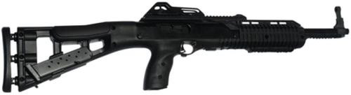 """Hi-Point Model 3895 Carbine .380ACP 16.5"""" Barrel BlackPolymer Target Stock Adjustable Sights Mags and Dual Mag Carrier 10rd"""