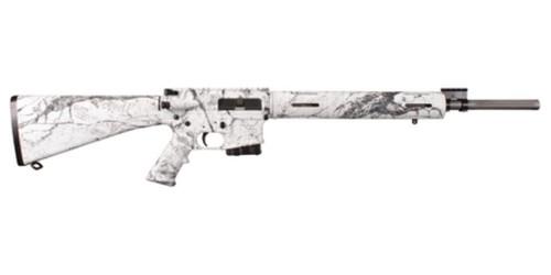 "Windham Weaponry AR-15 Varmint Exterminator 5.56/223, Snow Camo, SS Fluted Barrel 20"", 5 Rnd Mag"