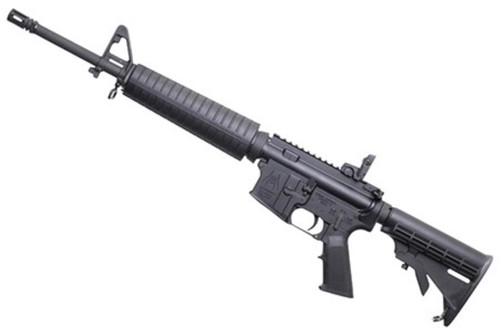 "Spikes Tactical ST-15 LE Mid Length Rifle, 5.56, 16"", 30rd"