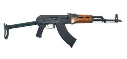"Inter Ordnance AKM247C 7.62x39 Underfolder 16"" Barrel 30rd Mag"